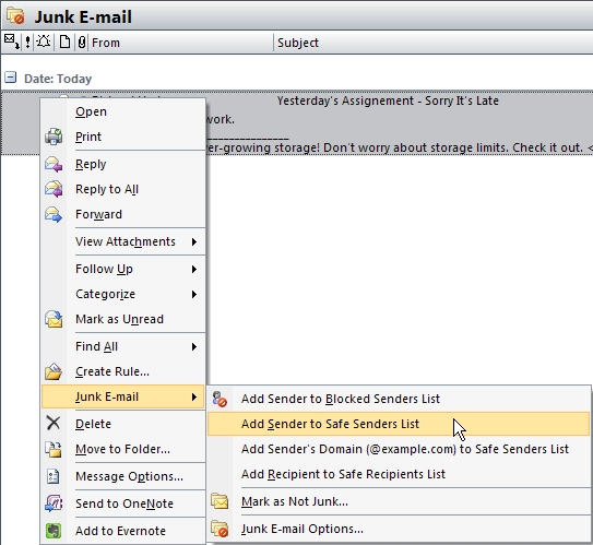 Outlook, Email & Lync